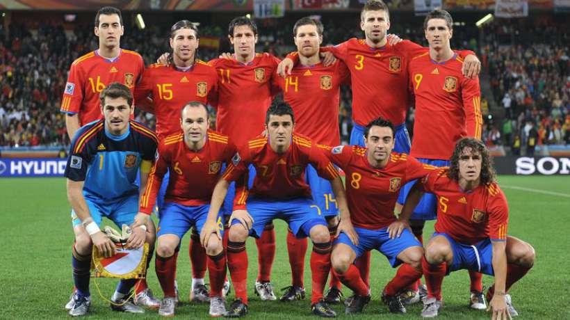 L'Espagne encore favori pour le titre mondial
