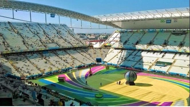 CDM- Brésil 2014: Cérémonie d'ouverture EN DIRECT