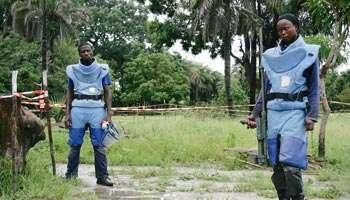 Casamance: Après les routes, arrêt total des opérations de déminage