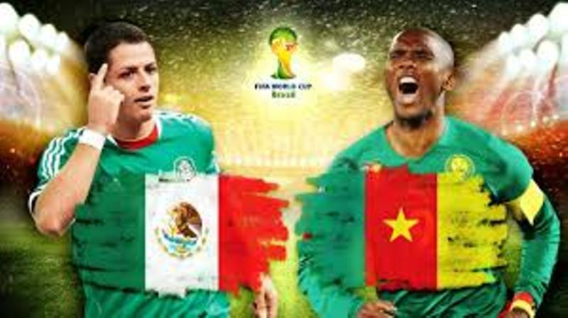 CDM 2014- Mexique- Cameroun : Les « lions indomptables » dans l'obligation de gagner