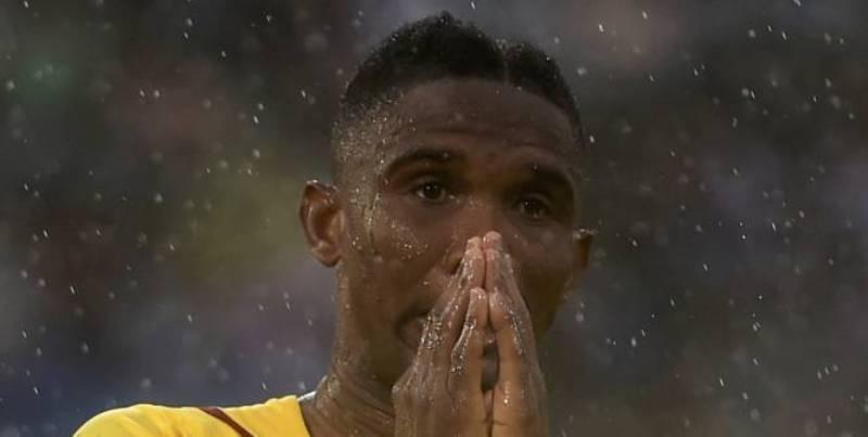 Samuel Eto'o après Mexique-Cameroun: «Tout n'a pas été négatif»