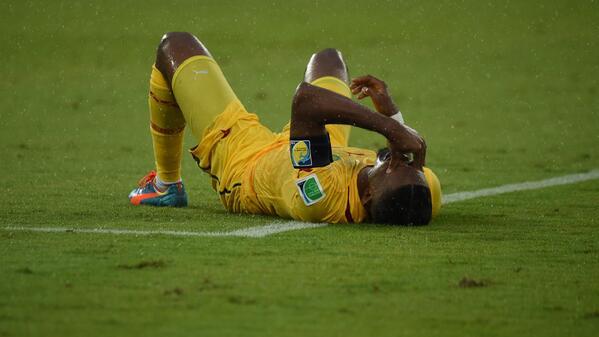CDM 2014- Cameroun : Eto'o incertain contre la Croatie et le Brésil