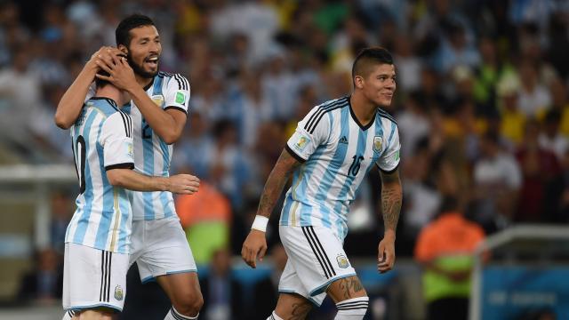 CDM-2014 : L'Argentine gagne dans la douleur