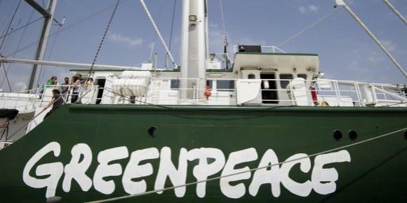 """Greenpeace perd 3,8 millions d'euros à cause d'une """"erreur de jugement"""""""