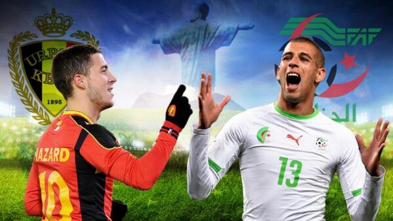 CDM 2014- Livetweet - Belgique vs Algérie: les Fennecs vont-ils redorer le blason africain?