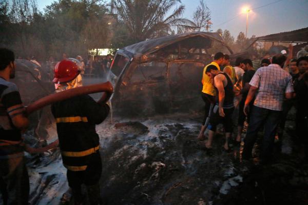 L'Irak s'enfonce dans le chaos