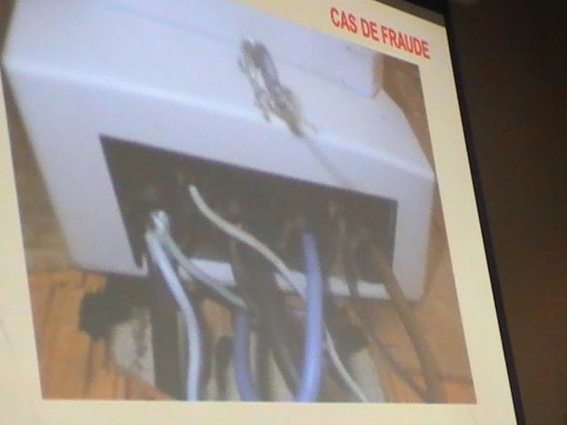 A l'attention des fraudeurs: contre le vol d'électricité, la SENELEC va mettre en place des compteurs intelligents