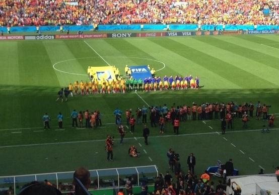 CDM2014 - Tweetlive Australie vs Hollande: Un match couperet pour les australiens