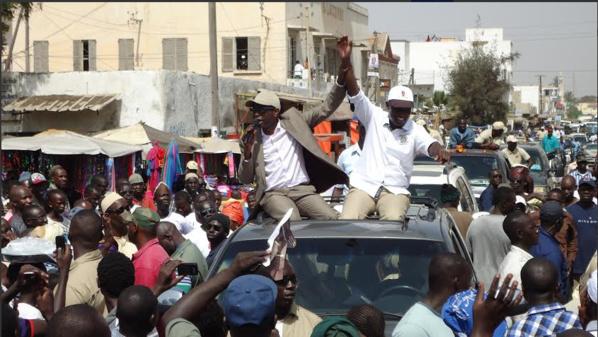 Locales-Saint-Louis : Youssou Ndour mobilise pour Mansour Faye, ABC rue dans les brancards