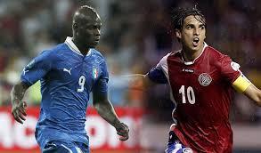 #CDM2014- Tweetlive- Italie vs Costa Rica- Groupe D: Le ticket pour les 8es et le destin de l'Angleterre en jeu