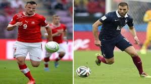#CDM2014 - Tweetlive Suisse vs France: Pour le contrôle du groupe E