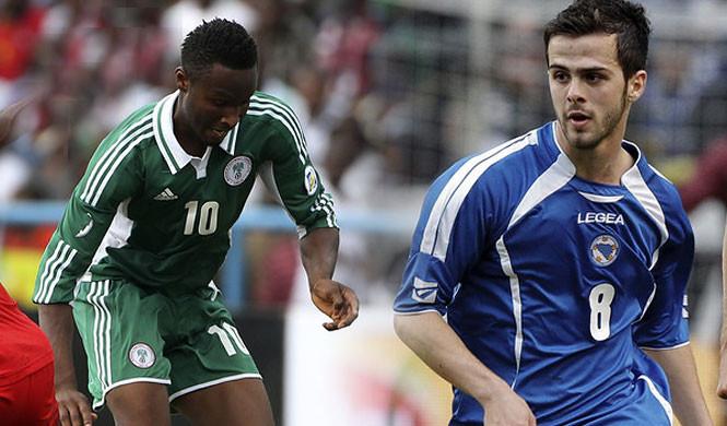 #CDM2014-Nigéria vs Bosnie Herzégovine-TweetLive: A la quête d'une première victoire