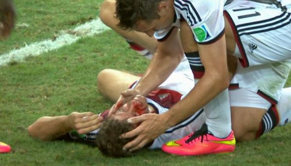 CDM Allemagne 2-2  Ghana: Les Blacks stars évitent la défaite et gardent toutes leurs chances