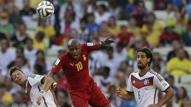 CDM2014-Allemagne-Ghana (2-2) : Ces blacks stars méritaient plus qu'un nul