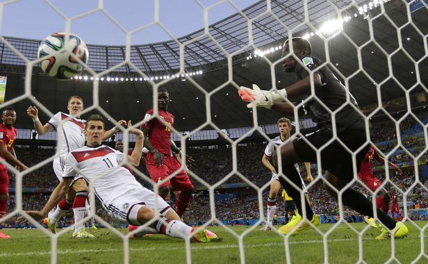 CDM : Klose marque sa 15ème réalisation et rejoint Ronaldo dans l'histoire