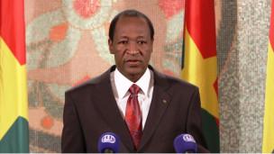 Blaise Compaoré a évoqué début décembre l'idée d'un référendum, pour modifier la Constitution et pouvoir se présenter à la présidentielle de 2015