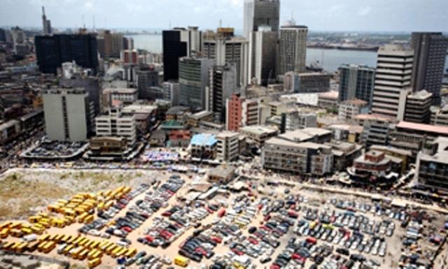 Lagos, la capitale économique du Nigeria, la première économie du continent africain