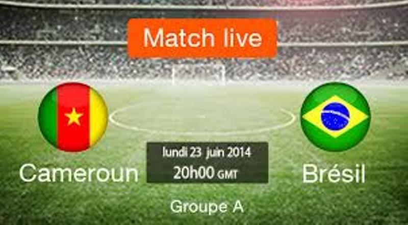 CDM-Brésil vs Cameroun : les compos