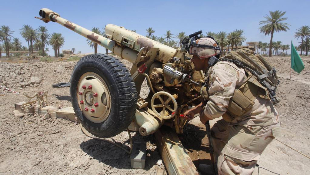 La perte de Tal Afar est un lourd revers pour les forces irakiennes. REUTERS/Alaa Al-Marjani