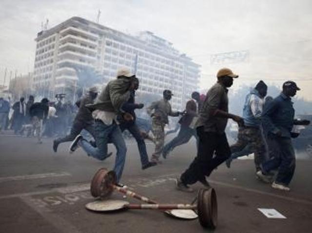 Keur Massar : des coups de feu entendus, la tête de liste de « vision alternative » placée en garde-à-vue