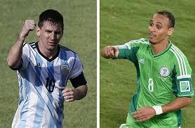 #CDM2014-Nigéria vs Argentine- TwwetLive: Quel adversaire pour la France