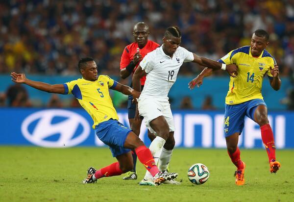 CDM 2014- Equateur- France (0-0): L'essentiel, c'est la qualif