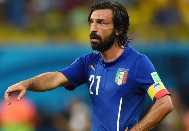 Italie-Pirlo : « Si on me veut, je reviens »