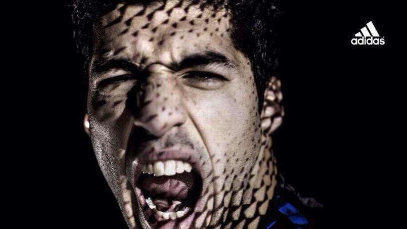 Uruguay : Adidas pourrait lâcher Suarez