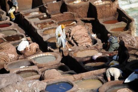 Maroc: 30 millions d'euros pour la rénovation de la médina de Fès