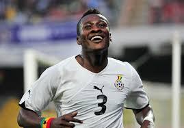 CDM 2014- Ghana : Asamoah Gyan, meilleur buteur africain de l'histoire de la Coupe du monde