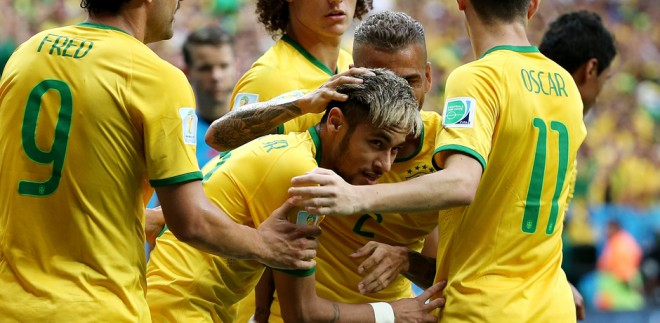 CDM 2014- 8es de Finale- Brésil-Chili : Le remake de 2010