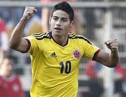 CDM 2014- Meilleur Buteur: James Rodriguez plus fort que Messi et Neymar