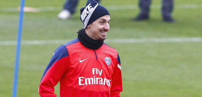 PSG : Reprise sans Zlatan Ibrahimovic