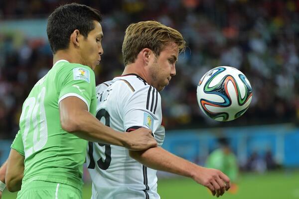 CDM 2014- Allemagne-Algérie- 8es de Finale (2-1): Ozil envoie la Mannschaft en quarts de finale, l'Algérie éliminée