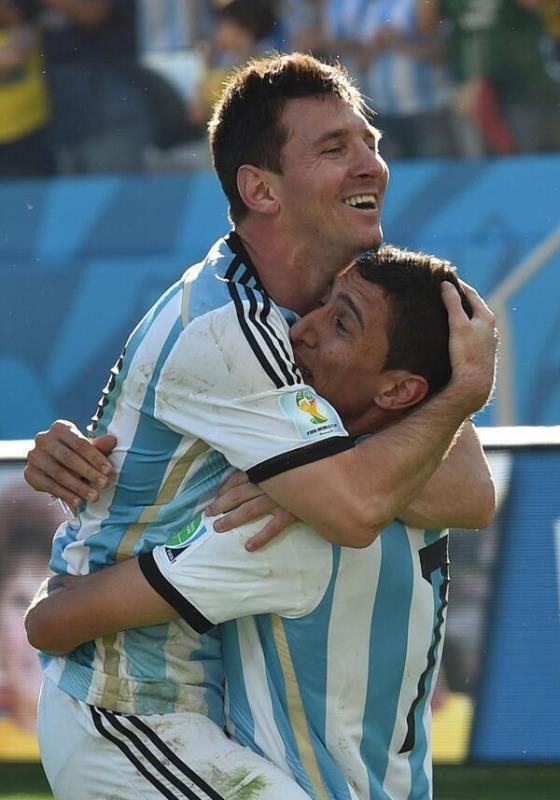 CDM Argentine 1-0 Suisse: Di Maria, l'ange envoie l 'Albiceleste en quart