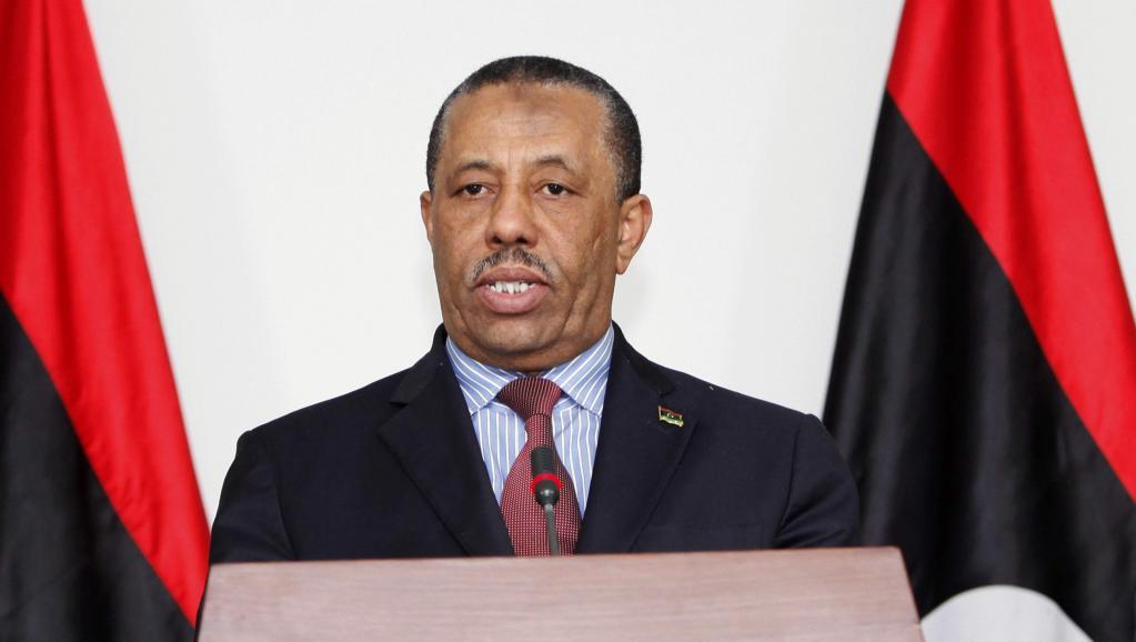 Pour le chef du gouvernement intérimaire Abdallah al-Theni, «la crise pétrolière est finie».