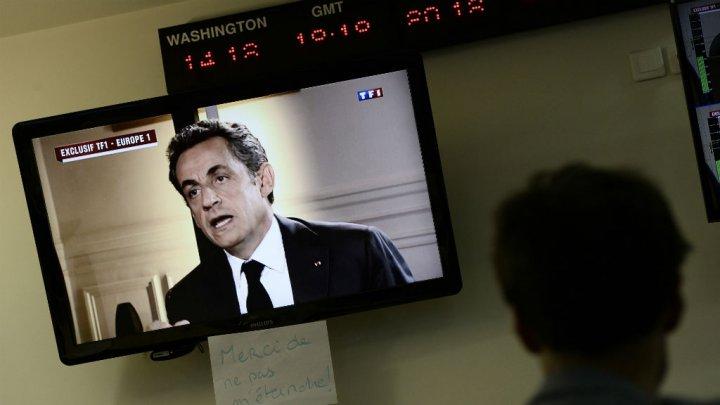L'intervention de Nicolas Sarkozy enthousiasme à droite, indigne à gauche