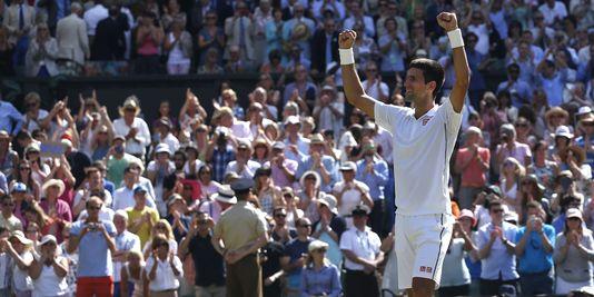 Tennis- Wimbledon : Djokovic affrontera Federer en finale