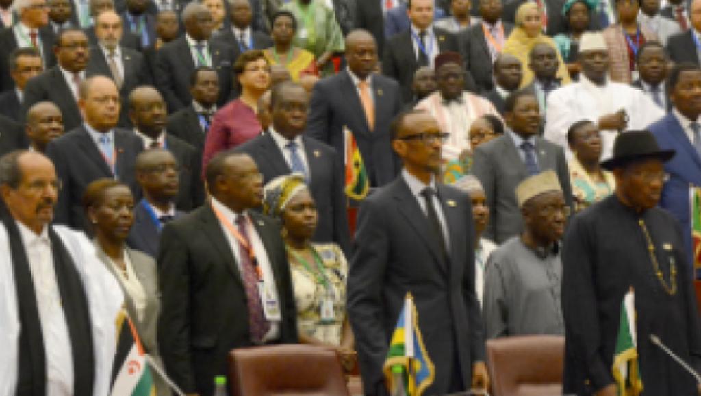 Le 23e sommet de l'UA s'est tenu à Malabo, capitale de la Guinée équatoriale, les 26 et 27 juin 2014. Union africaine