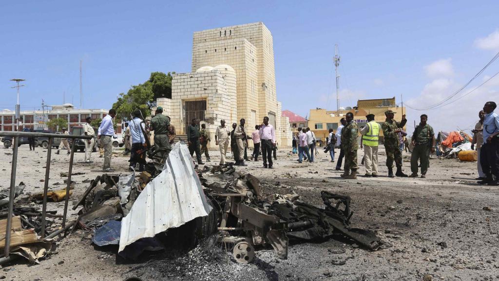Somalie: attentat meurtrier près du Parlement à Mogadiscio