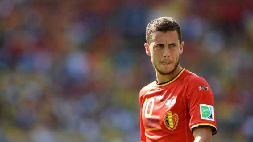 Coupe du Monde 2014, Belgique : la déception Eden Hazard