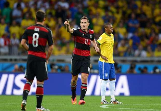 CDM : Klose, meilleur buteur de l'histoire de la Coupe du Monde
