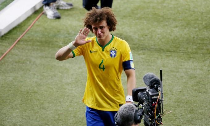 CDM2014 Brésil – Allemagne : David Luiz demande pardon
