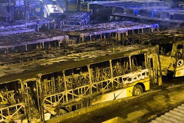 CDM2014 Brésil – Allemagne : Des incidents après l'humiliation brésilienne