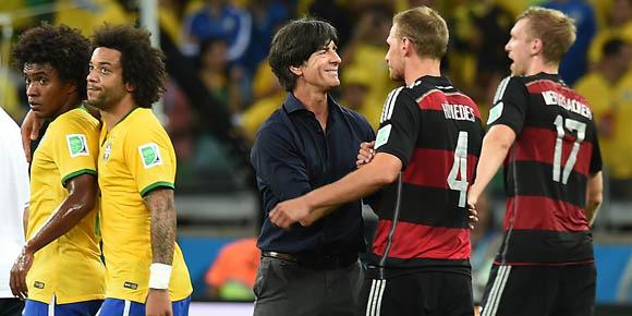 CDM2014 Brésil-Allemagne bat des records sur Twitter