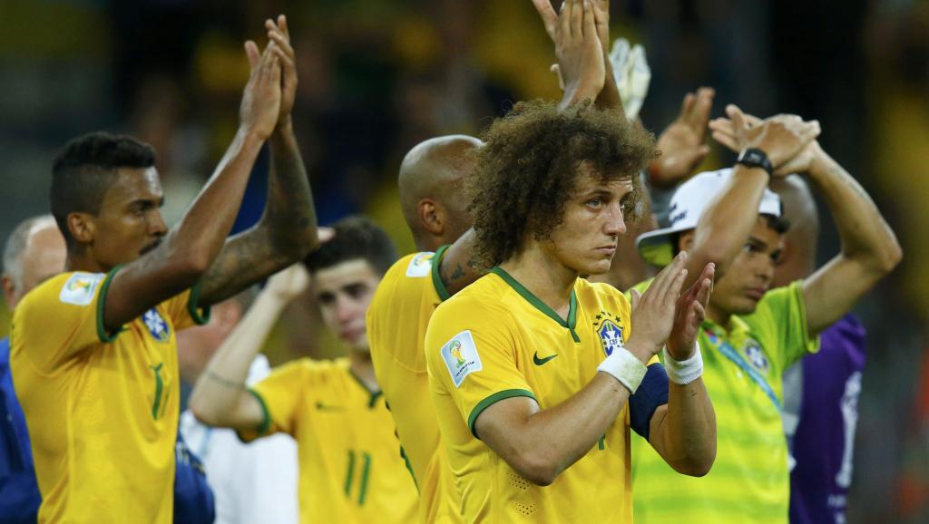 Humiliée par la Mannschaft, la Seleçao quitte la Coupe du monde la tête basse. REUTERS/Ruben Sprich