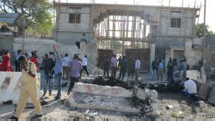 al-Shabab a été chassé de Mogadiscio en 2011 mais a continué ses attaques ciblées