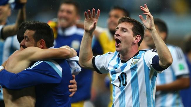 """CDM -  Messi : """"Je suis fier de cette équipe"""""""