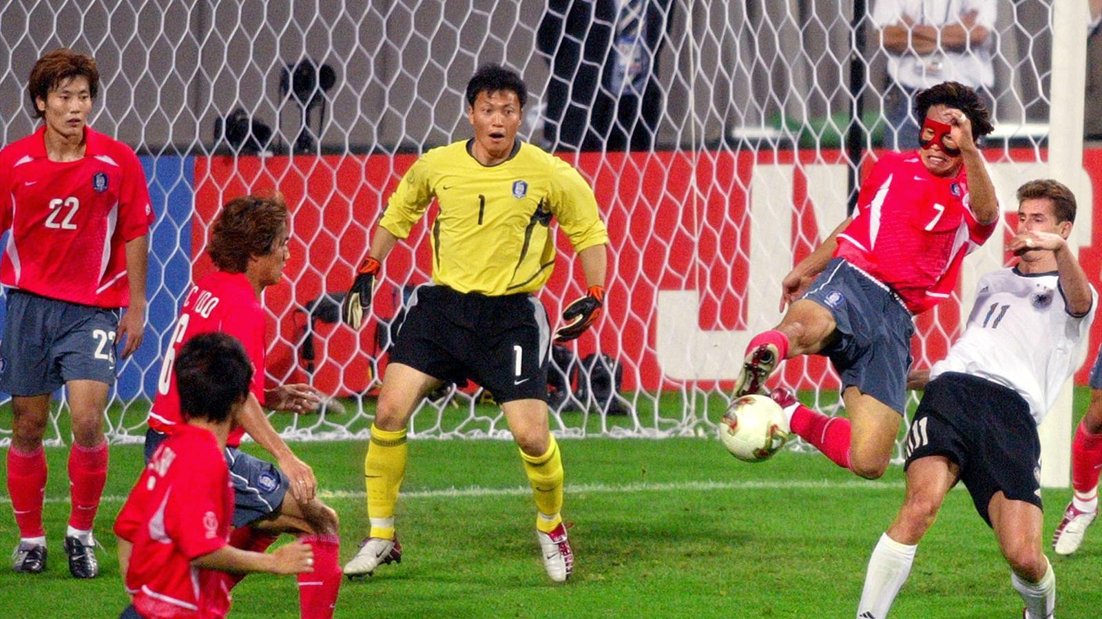Le Top 10 des rêves brisés par l'Allemagne en Coupe du monde