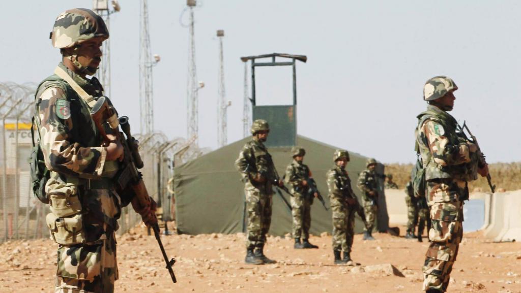 Trois soldats algériens ont perdu la vie dans l'attaque. REUTERS/Louafi Larbi